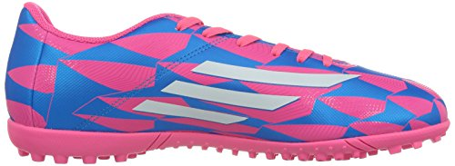 Adidas, F5 TF, Scarpe Sportive, Uomo Sopink/Cwhite/Solblu