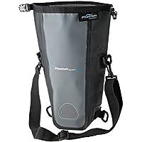 Phantom Aquatics paqslrb Phantom Aquatics wasserdichte SLR Kamera mit Schultergurt Dry Bag (schwarz)