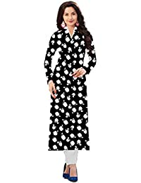 Kurtis (Crazy Trendz Kurtis For Womens New Style Party Wear Kurti Sleeveless Kurti Set For Women Bollywood Kurti...
