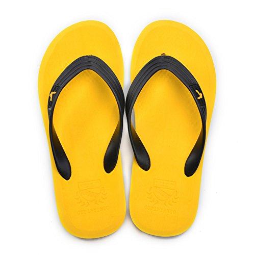 flip-flops d'homme/Sandales d'été/Souliers de plage anti-dérapant usure A
