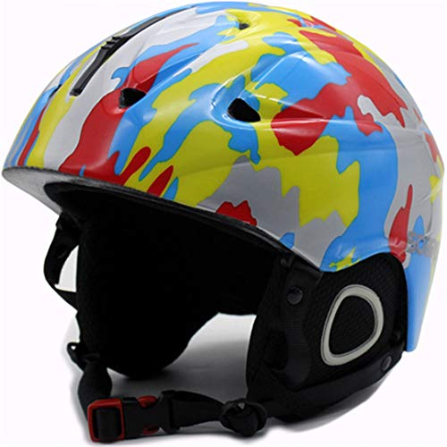 Qualität Marke Mann/Frau / Kinder Ski Helm Snowboard Helm Skateboard Maske Winter Schnee Warme Schnelle Moto Bike Ski Schlitten Sport Sicherheit No.1 Without Goggles M 55-58cm