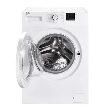 Beko WCA160 machine à laver Autonome Charge par-dessus Blanc 6 kg 1000 tr/min A++ - Machines à laver (Autonome, Charge par-dessus, Blanc, Rotatif, Tactil, Gauche, LED)
