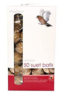 Chapelwood Suet Balls (Box of 50) by Chapelwood