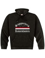 World of Football Kapuzenpulli Supporters-Kaiserslautern