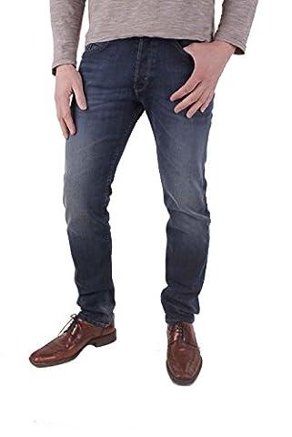 Diesel Herren Jeans Hose Iakop 0R23Z Slim Stretch (W29/L32, Blau)