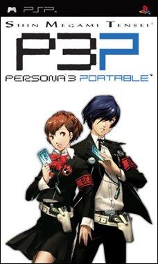 - Persona 3 Portable