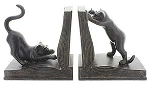 Buchstützen CATS 2er Set