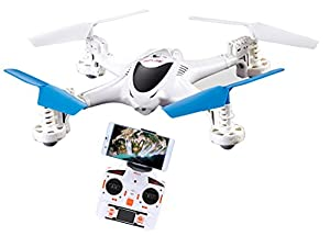 Xtreme T00151 Remote Controlled Quadcopter Juguete de Control Remoto - Juguetes de Control Remoto (Polímero de Litio, 230 mm, 230 mm, 50 mm, Android, iOS)