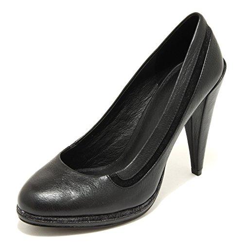 9549G décolleté decollete donna nero ARMANI JEANS decolte scarpe shoes women Nero