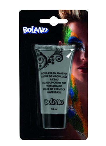Boland Make-up Creme auf Wasserbasis, grau, 2er Pack (2 x 38 ml)