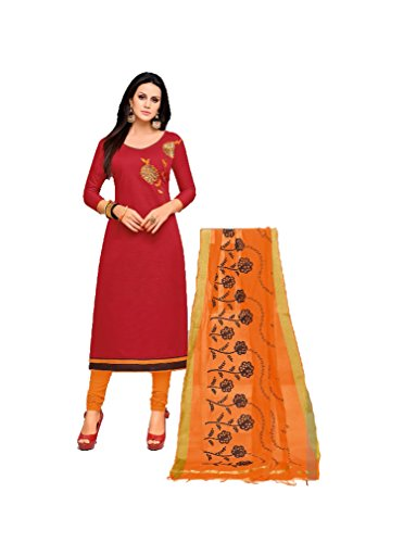 9d8d23011a Shree Ganesh Retail Womens Pure South Cotton with Embroidery ...