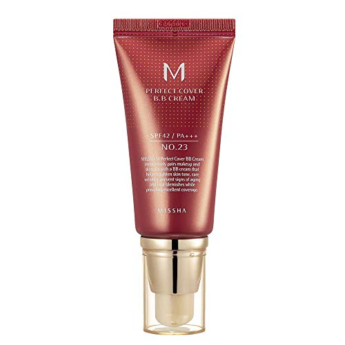Missha M Perfect BB Cream #23 (Natural Beige) - 50ml.