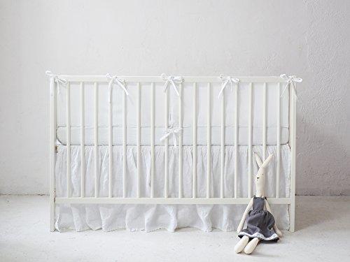 Bumper. Baby Krippe Set Für Beide Mädchen Jungen Babybett ()