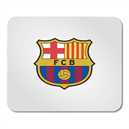Mouse Pads Barca Surabaya Indonesia Feb 2018 Barcelona Fc Professional Football Club Based in Catalonia Spain Brand Mouse Pad for Notebooks,Desktop Computers Office Supplies
