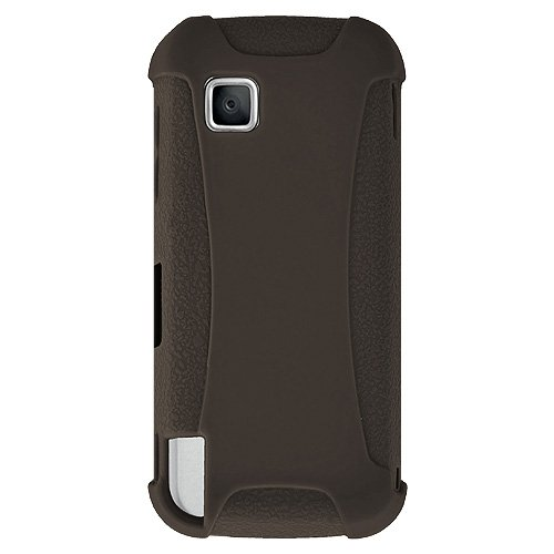 Amzer AMZ90339 Silicone Skin Jelly Case for Nokia 5230 (Grey)  available at amazon for Rs.239
