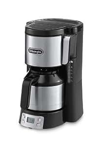 DeLonghi ICM 15750 Cafetière filtre , 220-240 V, 50/60 Hz, 1000 W