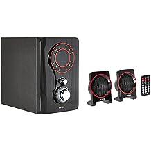 Intex IT-211 TUFB 2.1 Channel Multimedia Speakers (Black)