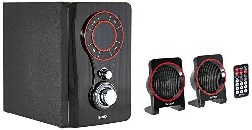 Intex IT-211 TUFB 2.1 Channel Multimedia Speakers