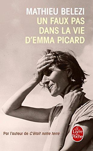 Un faux-pas dans la vie d'Emma Picard