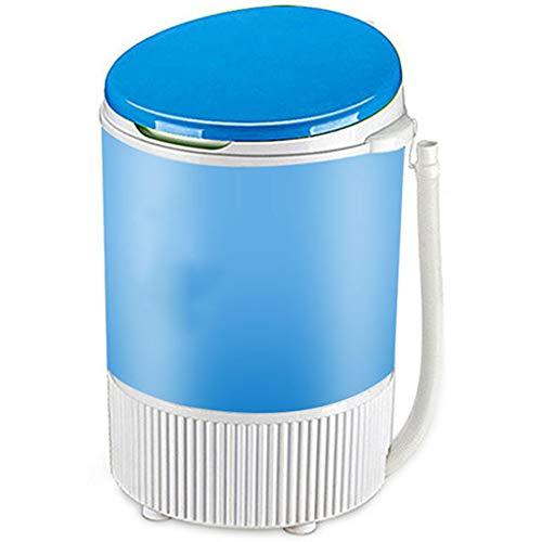Tragbare Waschmaschine Mini Compact Waschmaschine Haushalts Elution Waschmaschine 345 * 350 * 510 MM (Blau, Rosa) - Rosa Schlag-trockner
