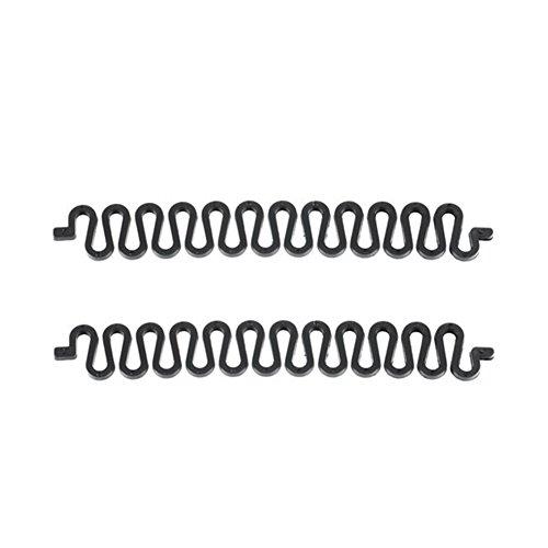 2×Chytaii Haarschmuck Flecht-Wunder Haar Styling Werkzeug