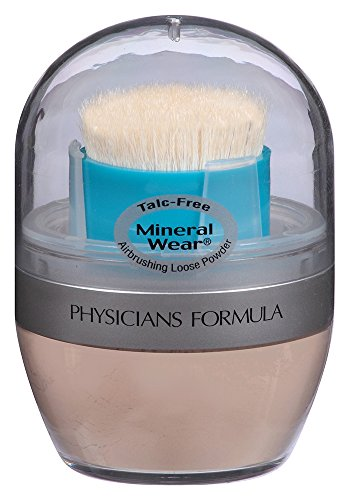 Physicians Formula Mineral Wear Airbrushing Loose Powder #7315 Creamy - Talkum-puder Natur