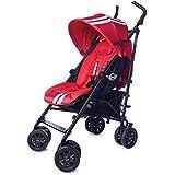 EasyWalker - Silla de Paseo Easy Walker Mini Buggy XL Blazing Red EMB20005 rojo
