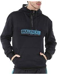 Bull padel Sudadera BULLPADEL ORISTANO Negro