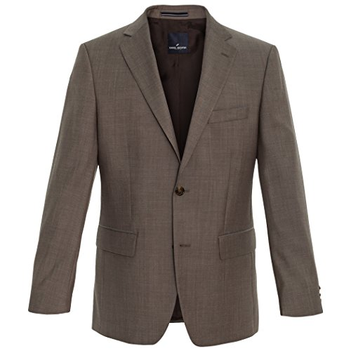 Michaelax-Fashion-Trade - Blazer - Uni - Manches Longues - Homme Anthrazit (70)