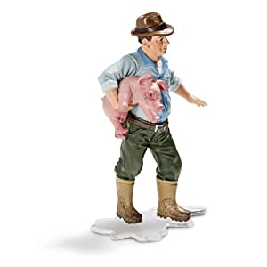 Schleich Farmer Figure