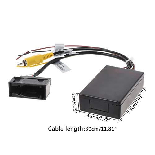 Auto Rückfahrkamera RGB auf AV Konverter Adapter Box für VW Volkswagen Neu Board-kamera-monitor
