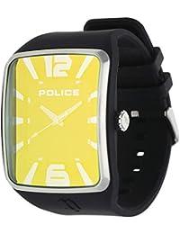 Police reloj para hombre dorado/negro Mirage PL14745JPBS, 02P