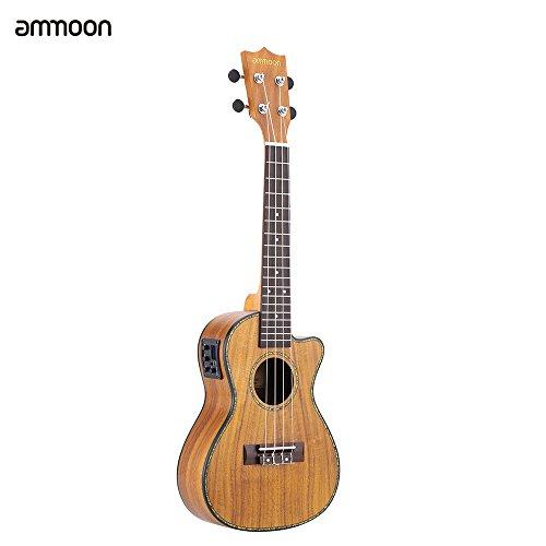 ammoon-24-cutaway-ukulele-hawaii-chitarra-con-led-eq-koa-compensato-cowry-shell-falde-bue-osso-sella