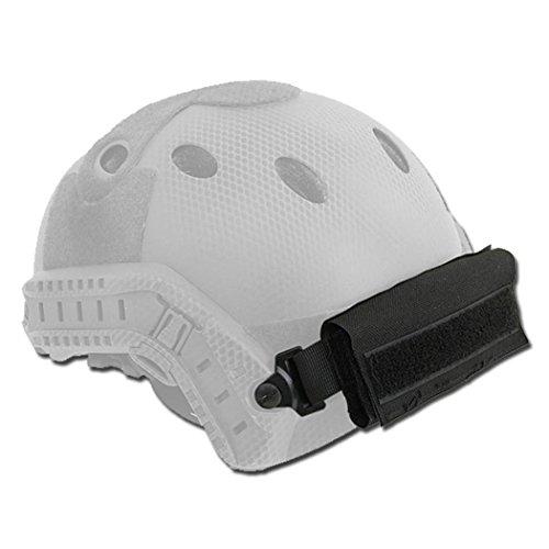 Emerson Zubehör (Emerson Tasche Gegengewicht-Zubehör für Helm Fast Softair, schwarz)
