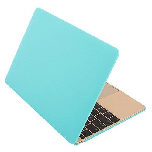 "Mosiso  MacBook 12"" Retina Custodia Case,  Plastica Custodia rigida per Apple MacBook 12"" A1534 con display Retina (2015 Nuova Versione), Blu Caldo"