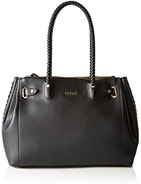 LIU JO PAPAVERO SHOPPING BAG N17180E0022