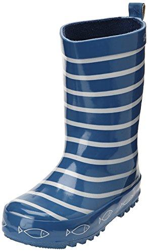 Be Only - Timouss, Stivali Di Gomma per bambini, blu(bleu (bleu electrique)), 26