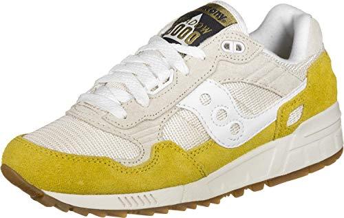 Saucony Shadow 5000 Vintage W Schuhe Yellow/tan/White - Saucony-shadow