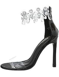3c3d093708f3e Suchergebnis auf Amazon.de für: schwarze high heels - Reißverschluss ...