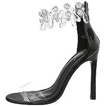 sale retailer e1959 95a07 Suchergebnis auf Amazon.de für: hohe Schuhe mit Nieten