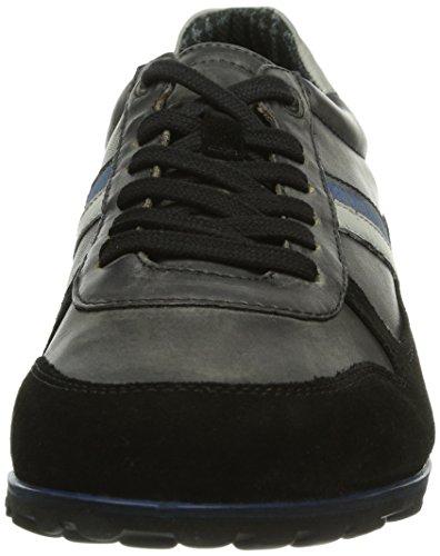 Bikkembergs 641026, Baskets Basses homme Noir - Noir