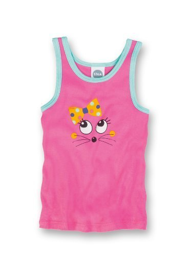 S'NA Baby - Mädchen Unterhemden Violett 128
