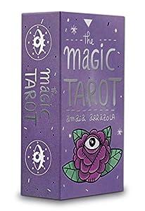 Fournier Magic by Amaia Arrazola Baraja de Cartas del Tarot de Coleccion, Multicolor (1040725)