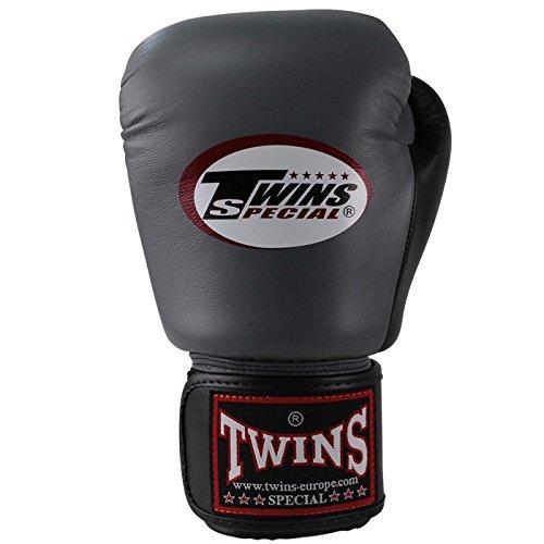 Twins-Special-Muay-Thai-Boxing-Gloves-BGVL-3-Black-8-10-12-14-16-Oz