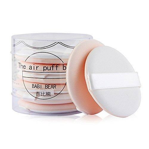8 Stück Box Set Makeup Puff Puderquaste Gesichts Gesicht Proschönheits Flawless Make-up Kosmetische Puderquaste (C) -