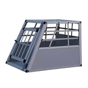 Transportbox Hundebox Reisebox Alubox Autohundebox