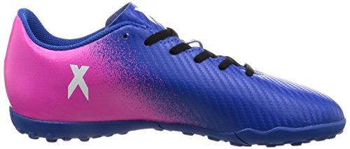 adidas X 16.4 Tf J, Chaussures de Football Entrainement garçon bleu