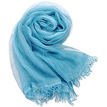 più economico 60d0f 5a71a Amazon.it: Sciarpa azzurra - Prettystern