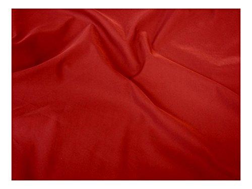 Ballon Anzug Kostüm - Fabrics-City ROT WASSERABWEISEND NYLON STOFF NYLONSTOFF NANOEFFEKT STOFFE, 2558
