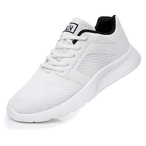 Axcone Damen Herren Sneaker Laufschuhe Sportschuhe Turnschuhe Running Fitness Sneaker Outdoors Straßenlaufschuhe Sports Kletterschuhe WT 39EU